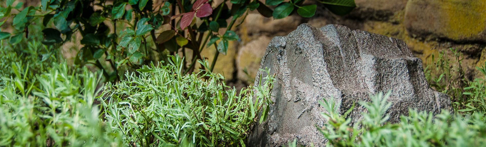 Rock (Stein) Lautsprecher