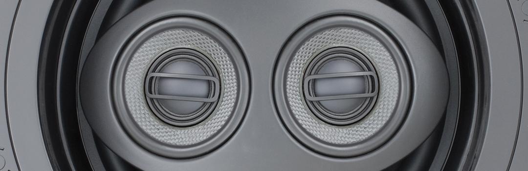 Single Stereo - Surround - Visual Performance Lautsprecher